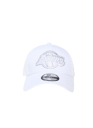 New Era New Era Erkek Beyaz Şapka Beyaz